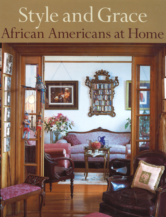 delson or sherman style and grace african americans at home michael henry adams