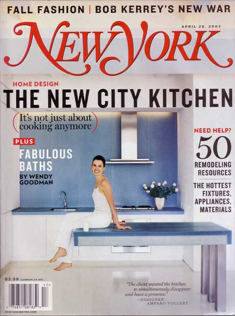 DELSON OR SHERMAN ARCHITECTS PCNew York Magazine \