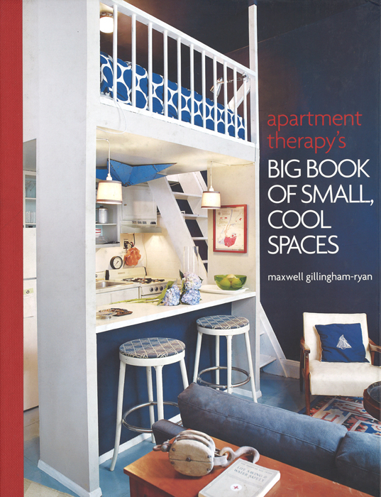 delson or sherman big book of small, cool spaces maxwell gillingham-ryan