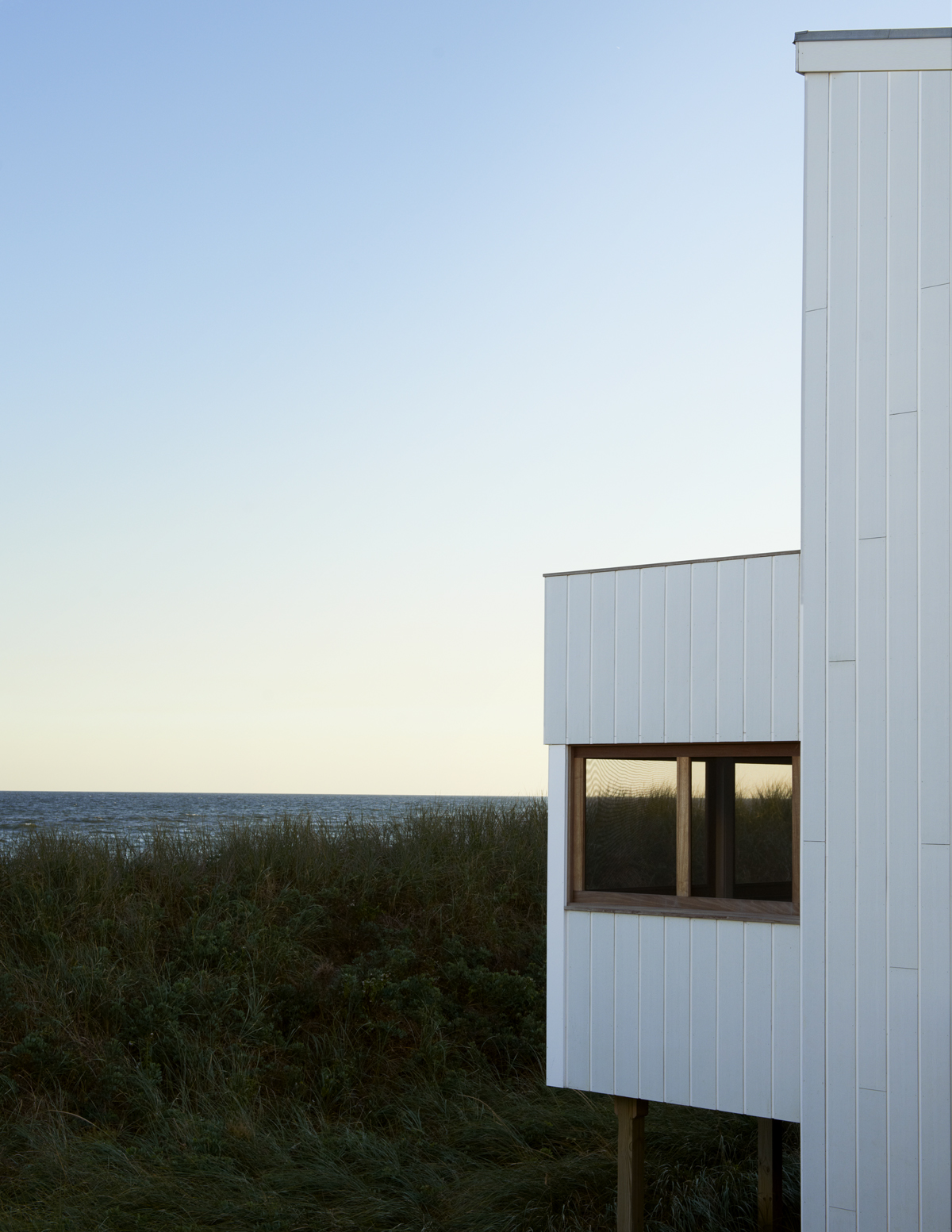 fire island house fiber cement siding