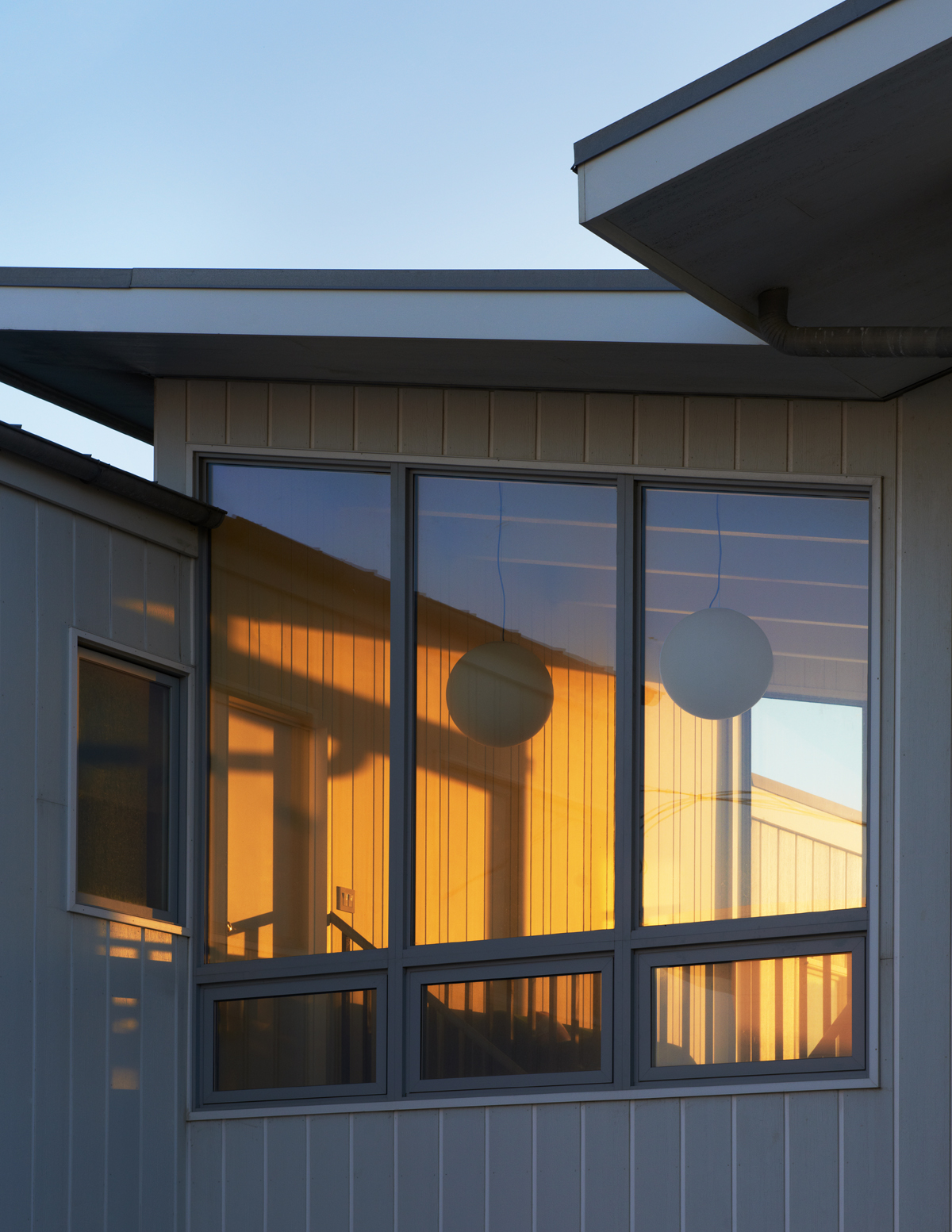 fire island house projectile rated windows
