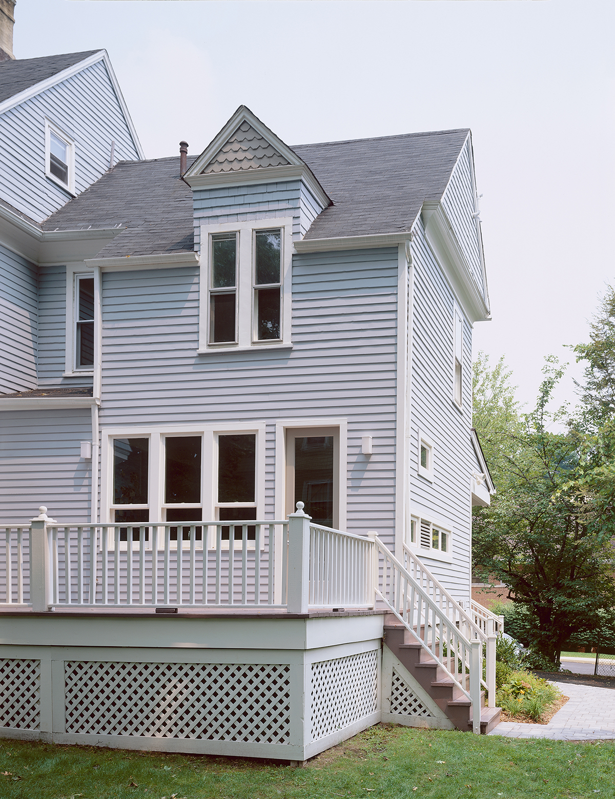 sun porch in addition to this house in Montclair
