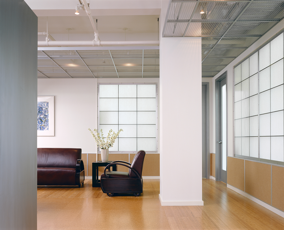 New York office renovation