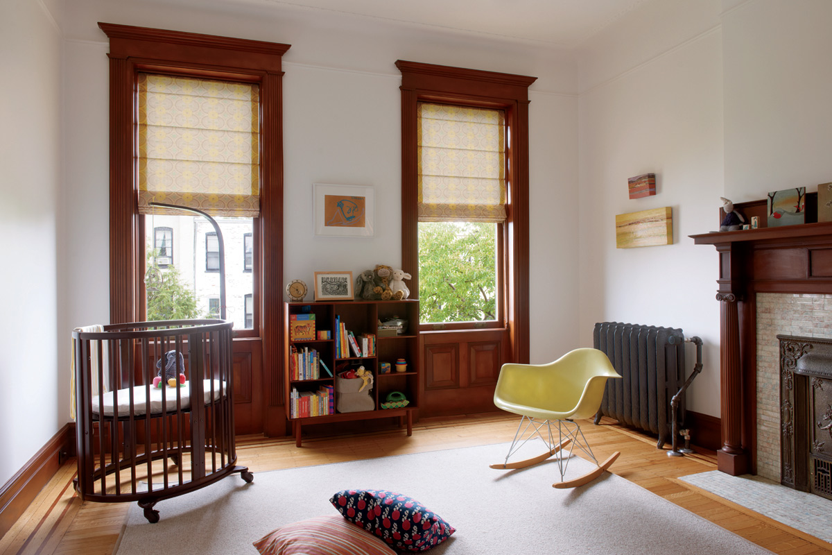 park slope townhouse nursery