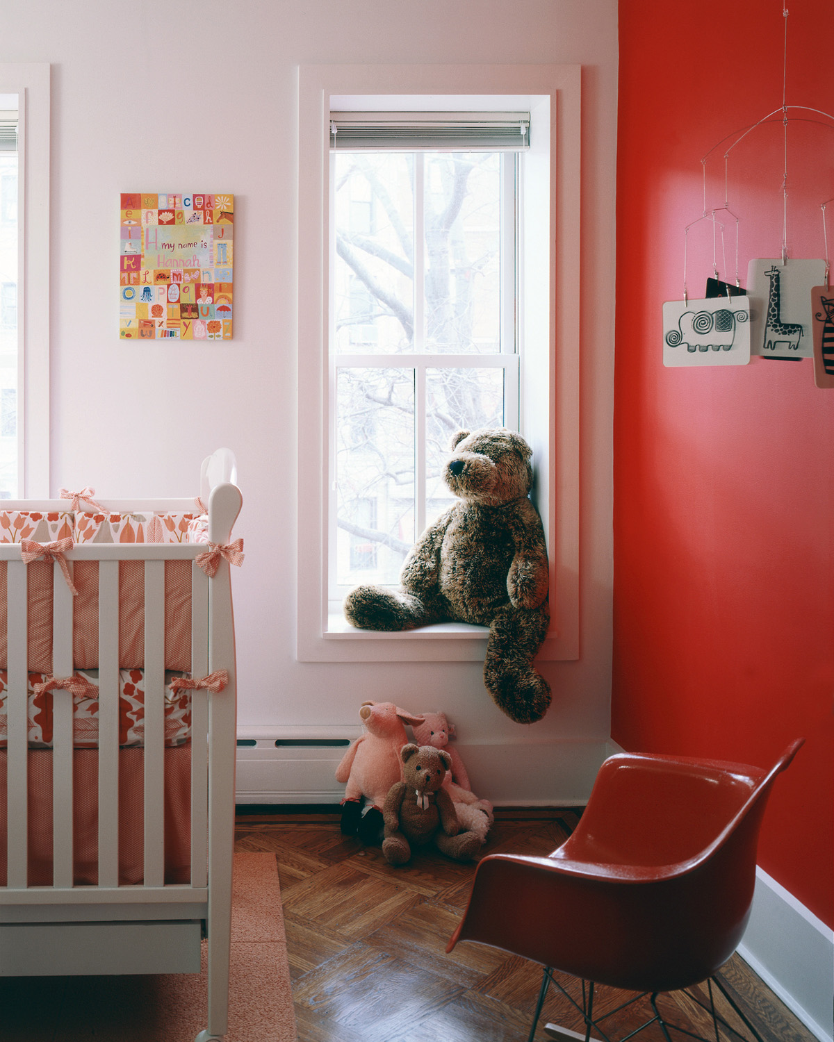Park Slope row house nursery