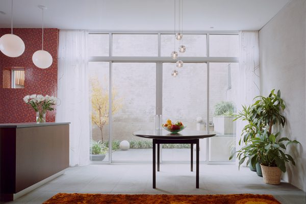 click for more images of Carroll Gardens Row House