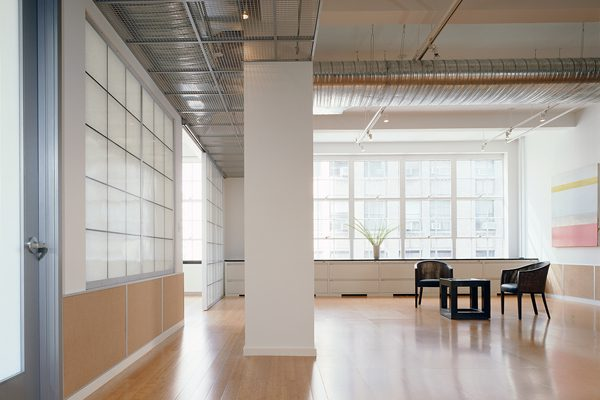 click for more images of New York office renovation
