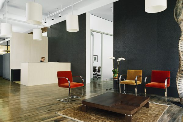 click for more images of Soho offices