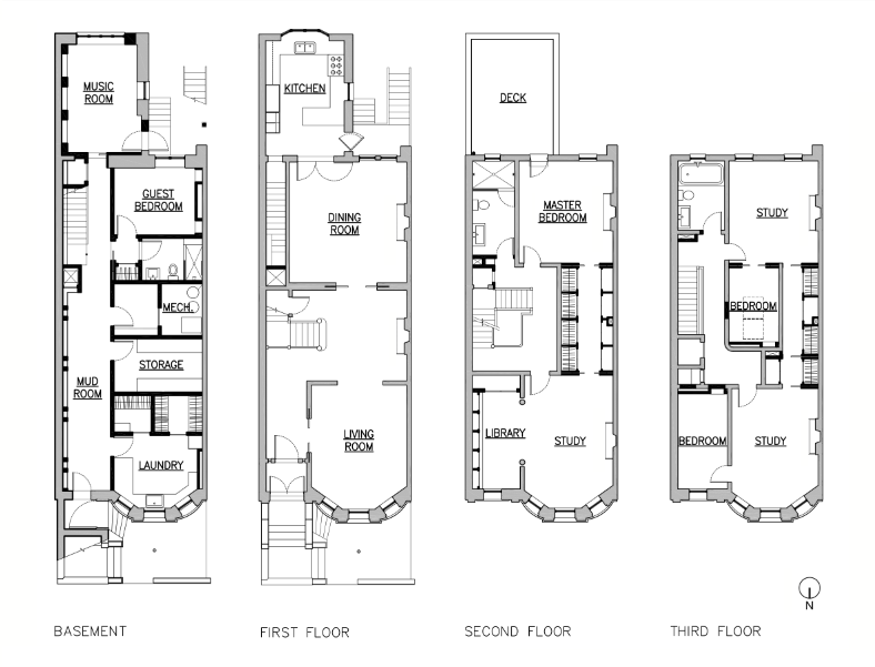 floor plans architects brooklyn park slop limestone