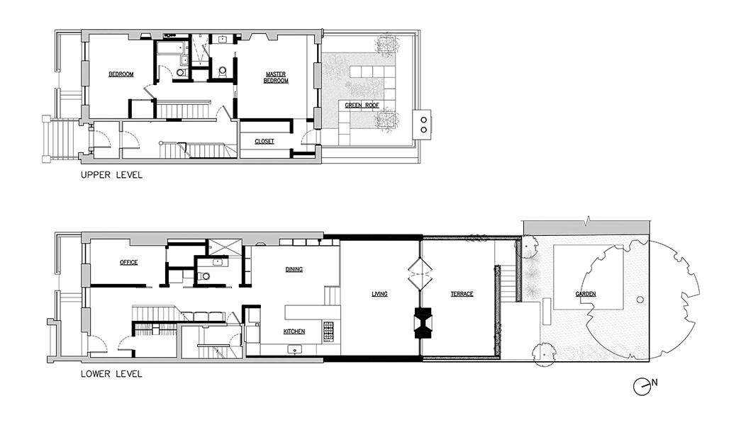 New York architects Soho floor plans