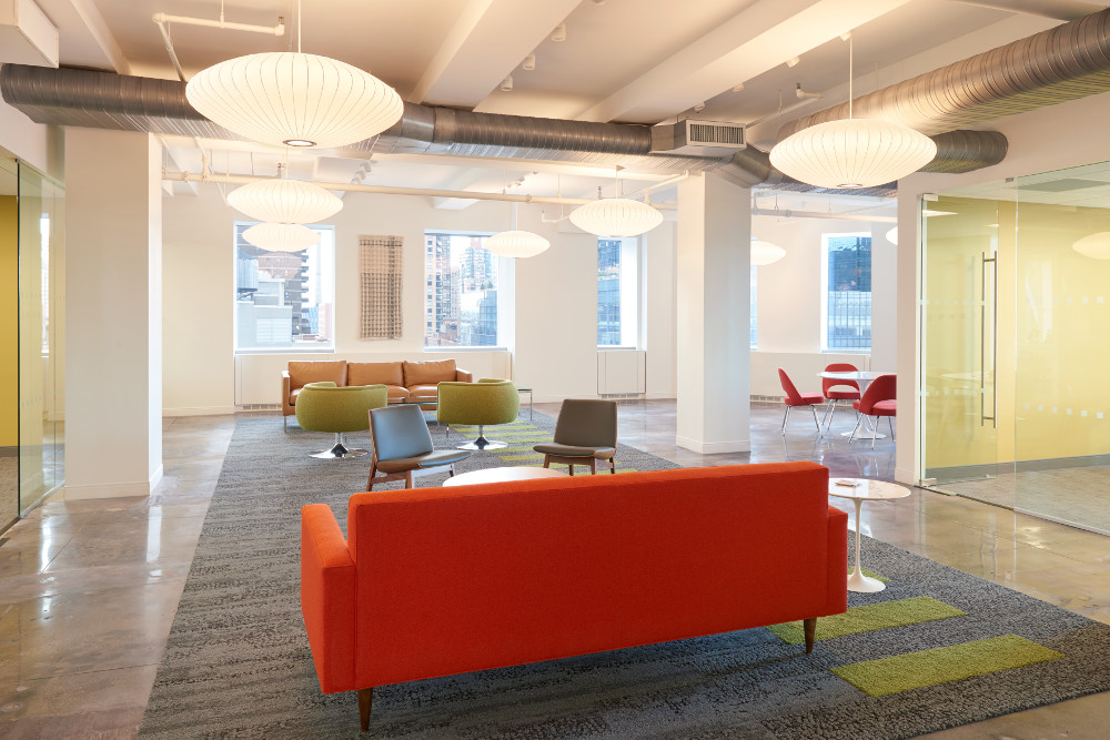 designers of the midtown offices
