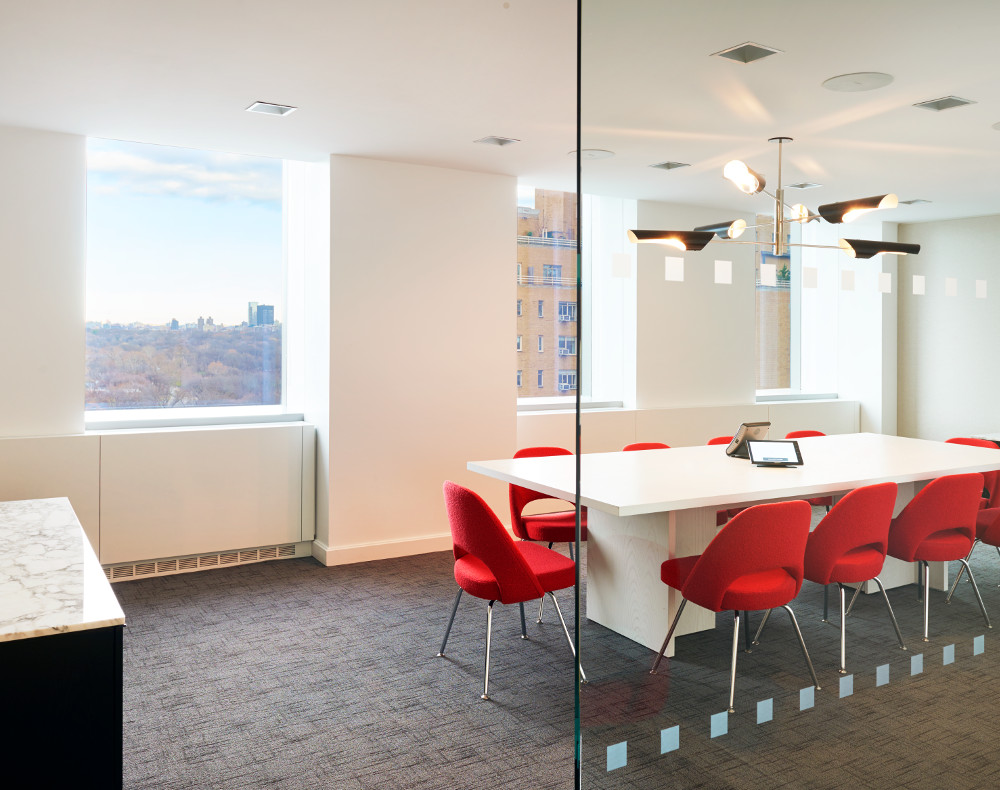 midtown New York office space