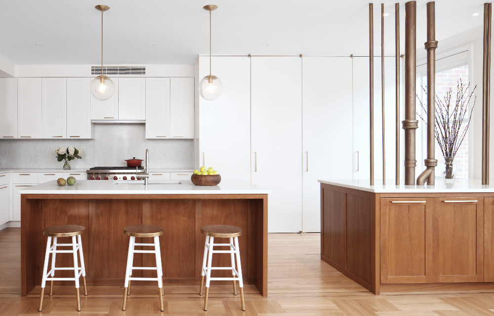 apartment combinations open kitchen
