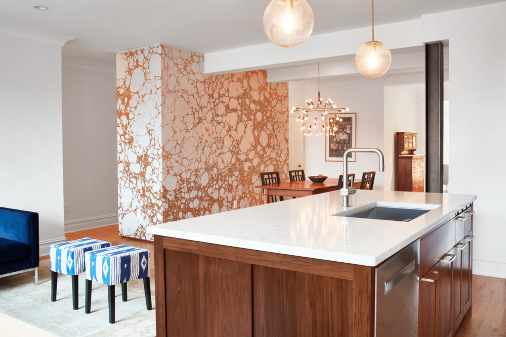 apartment combinations open kitchen dining room