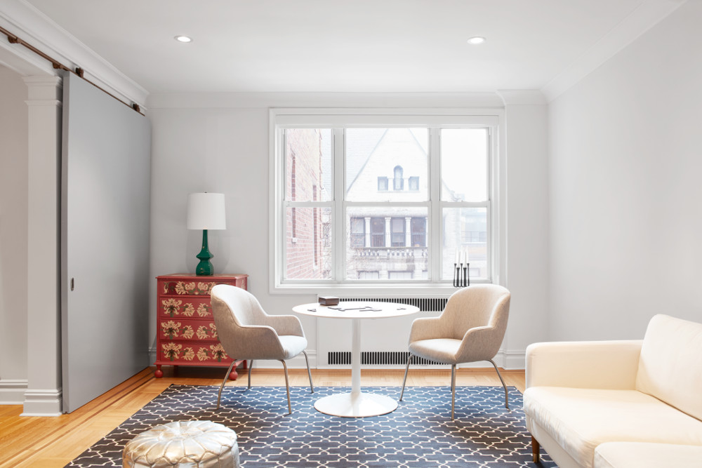 apartment combinations family room