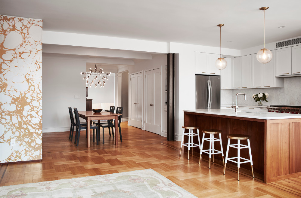 apartment combinations open kitchen dining