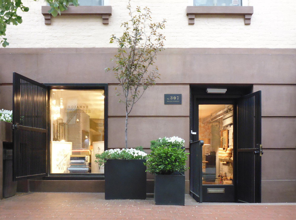 New York architects collaborated on retail boutique