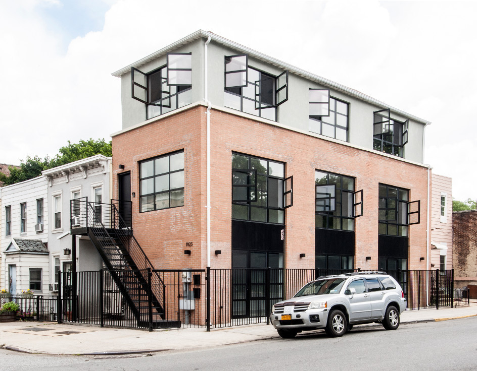 Brooklyn architects transformed the commercial building
