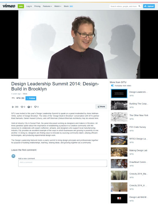 Design Leadership Summit 2014